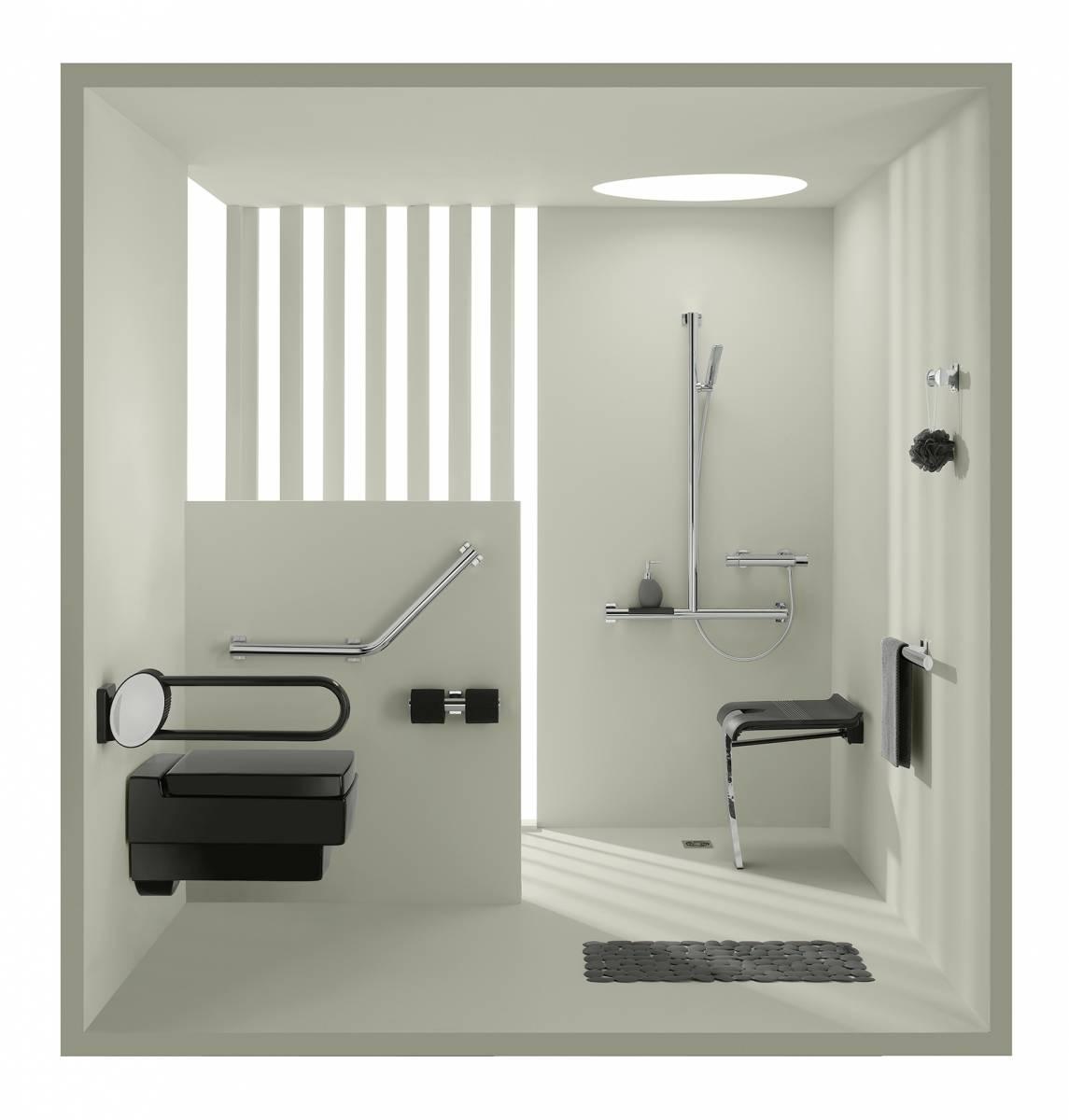 Remplacer sa baignoire par une douche personne ag e pas - Remplacer une baignoire par une douche ...