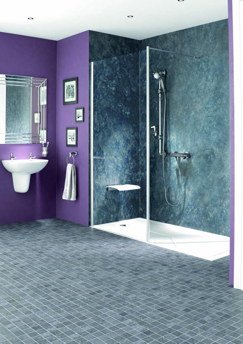 Installation d une douche pour personne g e agen dans - Remplacement d une baignoire par une douche ...