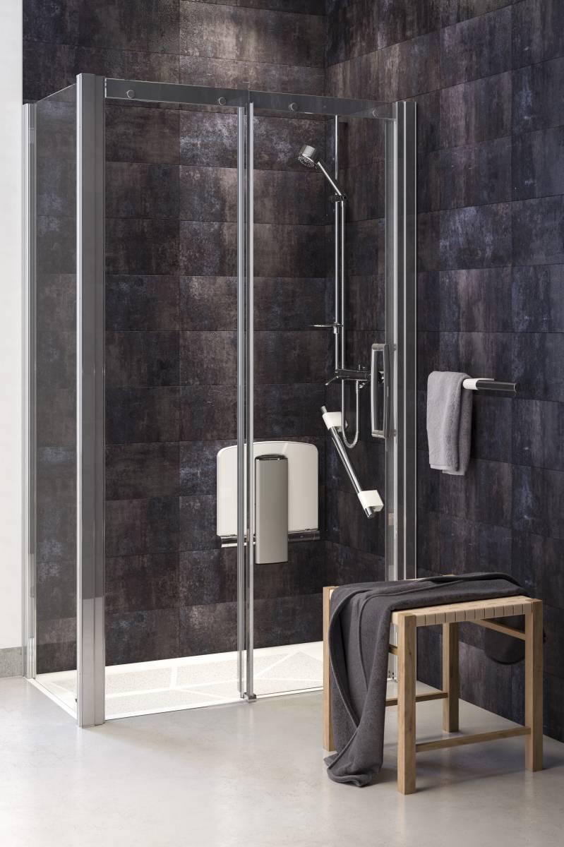 Remplacer sa baignoire par une douche pour personne agée ...