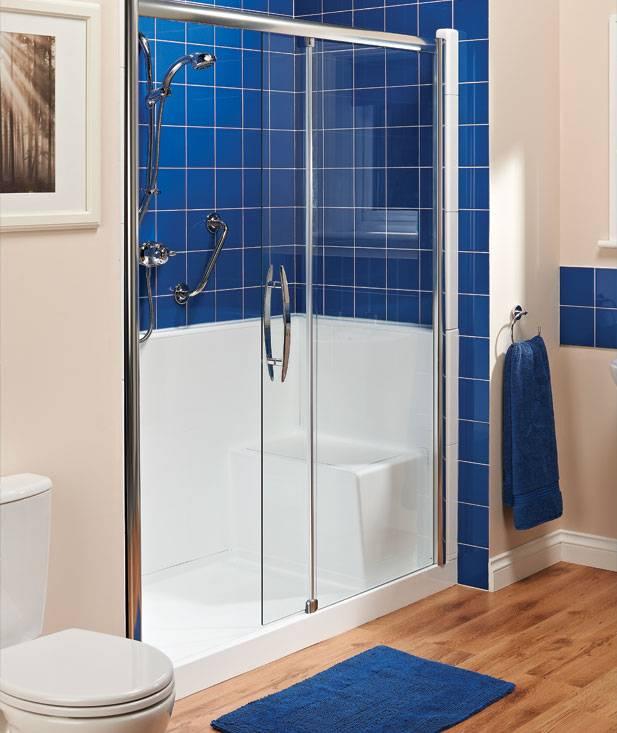 sp cialiste du remplacement de baignoire par douche senior. Black Bedroom Furniture Sets. Home Design Ideas