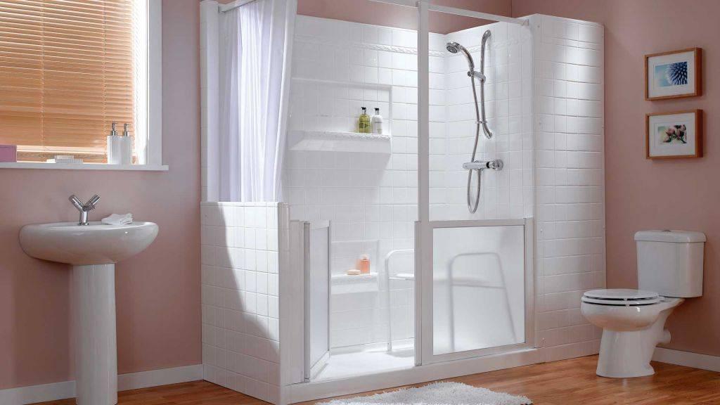 Faire remplacer sa baignoire par une douche s nior - Remplacer une baignoire par une douche ...