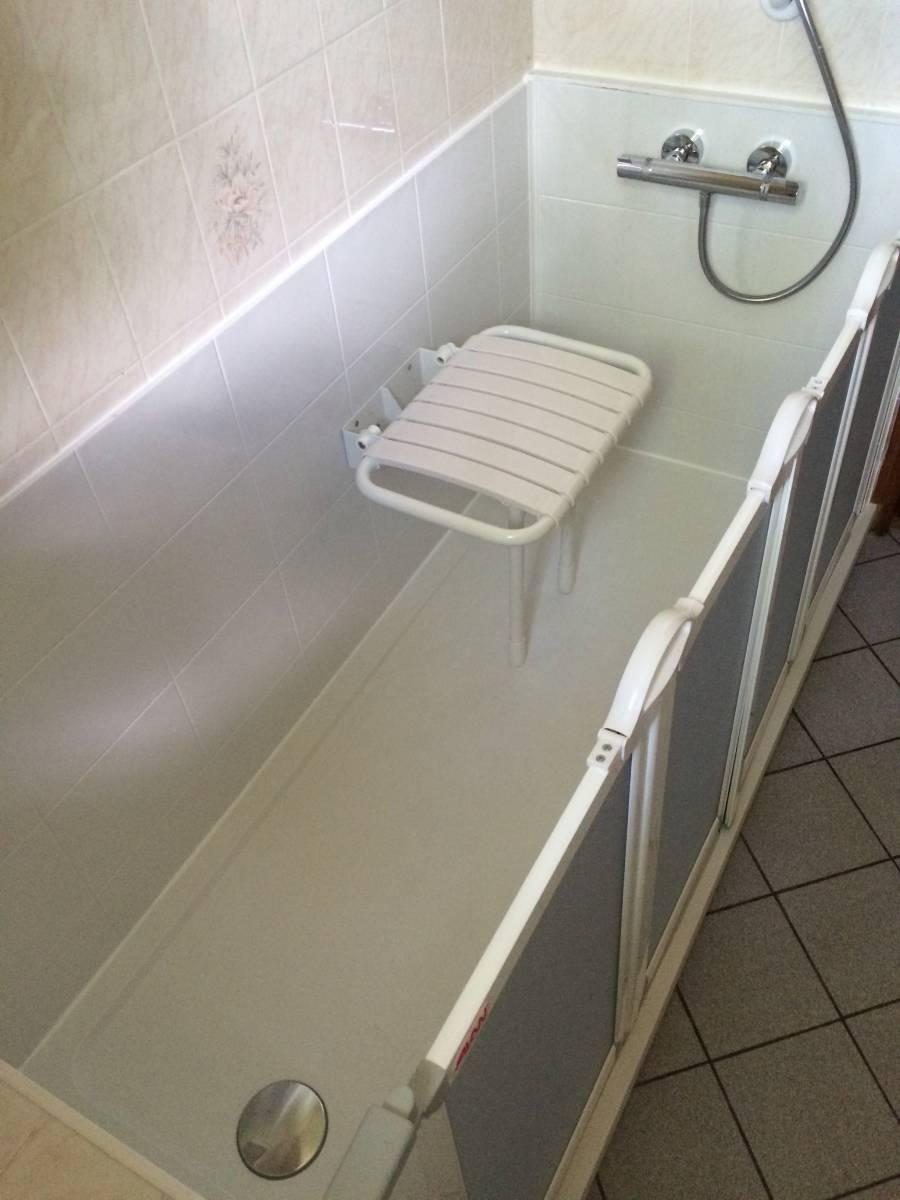 sp cialiste remplacement baignoire par douche senior s curis e foix et dans tout l 39 ari ge 09. Black Bedroom Furniture Sets. Home Design Ideas