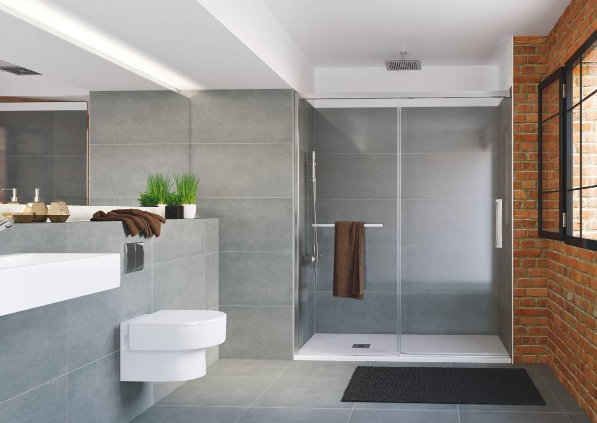 Douche s curis e qui tude id ale pour remplacer votre - Remplacement baignoire par douche senior ...