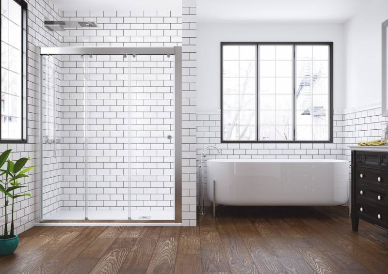 douche s curis e s r nit une fermeture sur mesure pour un acc s facile douche modul 39 eau. Black Bedroom Furniture Sets. Home Design Ideas